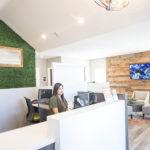 modern dental office